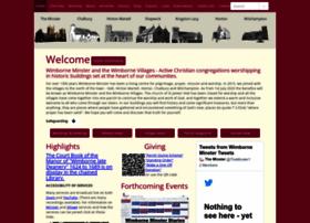 wimborneminster.org.uk