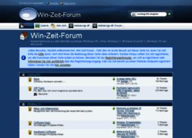 win-zeit-forum.de