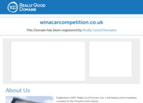 winacarcompetition.co.uk