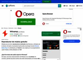 winamp.softonic.com