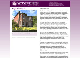 winchester-english.co.uk