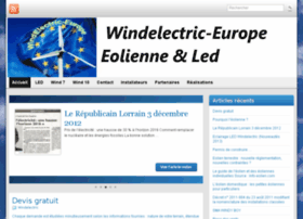 windelectric-europe.com
