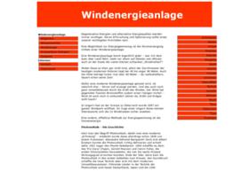 windenergieanlage.at