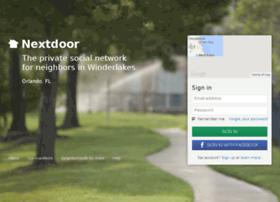 winderlakes.nextdoor.com