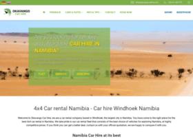 windhoekcarhire.com