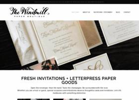 windmillpaper.com