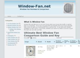 window-fan.net