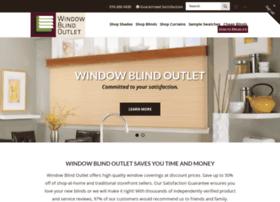 windowblindoutlet.com