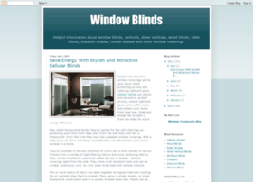 windowblindsguru.blogspot.in