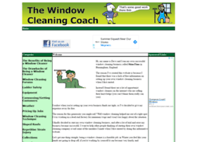 windowcleaningcoach.com