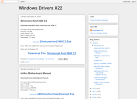 windows-drivers-x22.blogspot.com.tr