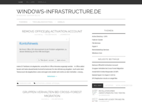 windows-infrastructure.de