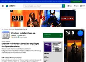 windows-installer-clean-up.softonic.de