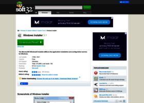 windows-installer.soft32.com
