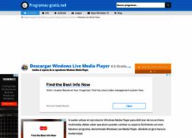 windows-live-media-player.programas-gratis.net