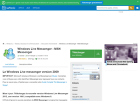 windows-live-messenger-msn-messenger.softonic.fr