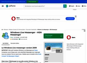 windows-live-messenger-msn-messenger.softonic.fr