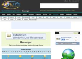 windows-live-messenger.mundodescargas.com