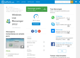 windows-live-messenger.softonic.com