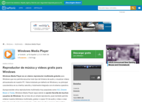 windows-media-player-11.softonic.com