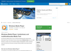 windows-media-player-11.softonic.de