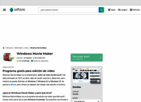 windows-movie-maker.softonic.com