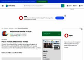 windows-movie-maker.softonic.fr