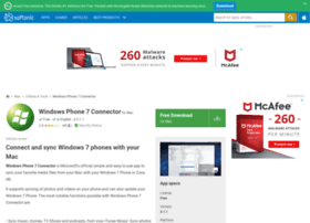 windows-phone-7-connector-for-mac.en.softonic.com