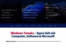 windows-tweaks.info