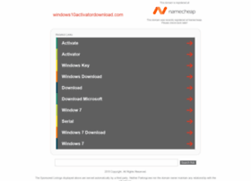 windows10activatordownload.com