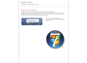 windows7.gmailnotifier.com