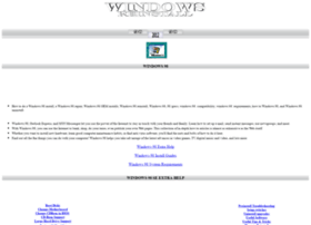 windows98.windowsreinstall.com