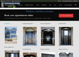 windowsanddoorstoronto.ca