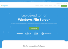 windowsfileserverauditing.com