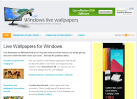 windowslivewallpapers.com