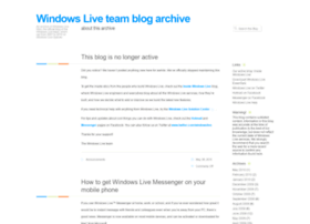 windowslivewire.spaces.live.com