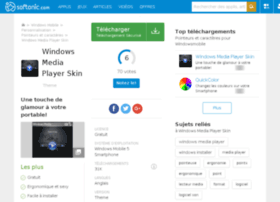 windowsmediaplayerskin.softonic.fr