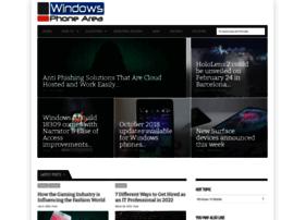 windowsphonearea.com