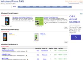 windowsphonefaq.com