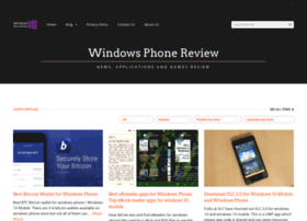windowsphonereview.com