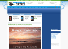 windowsphonethoughts.com
