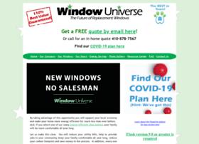 Windowuniversebaltimore.com