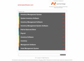 windrosesoftware.com