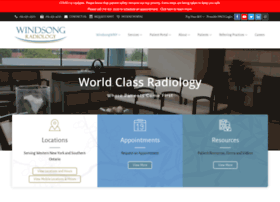 windsongradiology.com