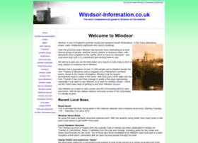windsor-information.co.uk