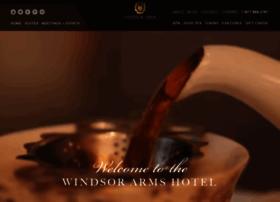 windsorarmshotel.com