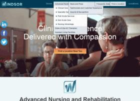 windsorcares.com