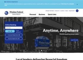 windsorfederal.com