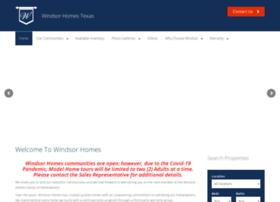 windsorhomestexas.com
