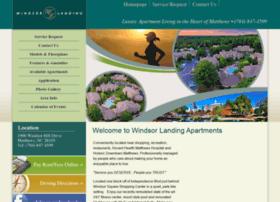 windsorlandingapartmentsllc.com